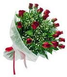 11 adet şahane gül buketi  İstanbul Üsküdar internetten çiçek satışı